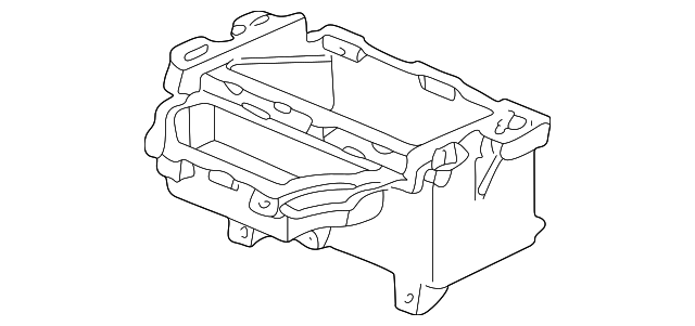 Storage Box - Honda (84560-S2A-003ZA)
