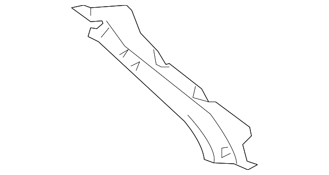 Upper Extension - Toyota (61625-52110)