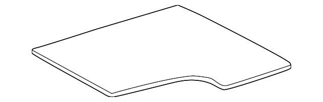 Floor Cover - Toyota (58517-35010)