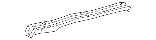 Floor Side Rail - Toyota (57612-35011)