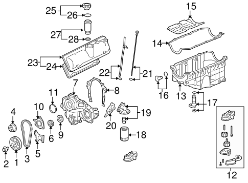 Camaro 6 2 Liter Engine also 3 2 Tl Engine Why Sohc 565692 additionally Chevrolet 3 5l V6 Engine besides How To Change A Thermostat On A 2007 Pontiac G6 moreover Chevy Tahoe Parts Diagram. on 3900 v6 engine diagram