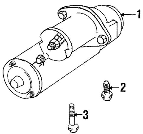 2000 Oldsmobile Intrigue Parts List