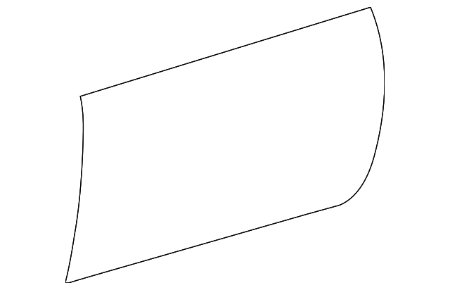 Outer Panel - Toyota (67112-42010)