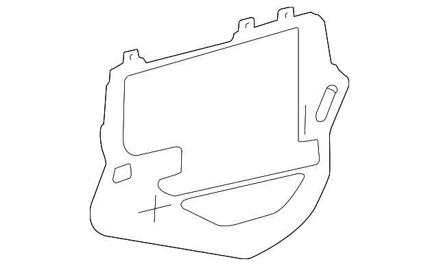 Access Cover - Toyota (67832-AA060)