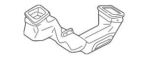 Heater Duct - Toyota (55844-35010)