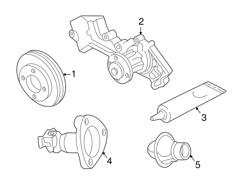 Thermostat - Nissan (21200-42L0A)