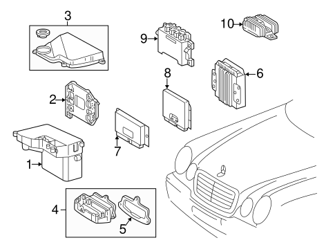 2002 mercedes benz c320 fuse diagram for