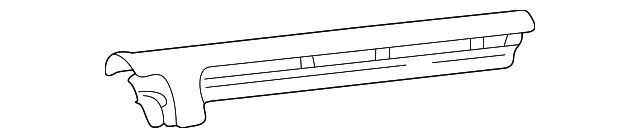 Roof Rail - Toyota (61213-48010)