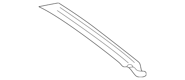 Rear Reinforced - Toyota (63144-48021)