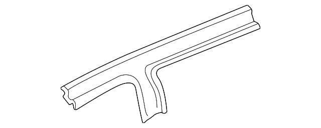 Side Rail - Toyota (61231-AC010)