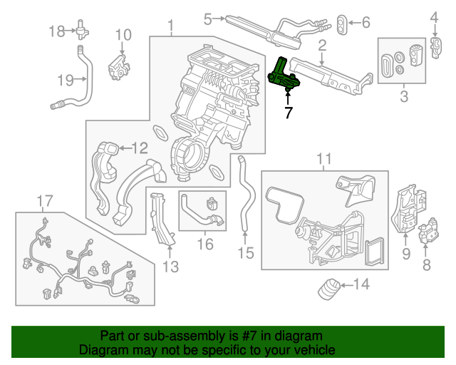 Image Result For Honda Ridgeline Heater Core