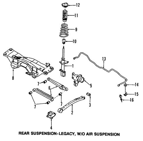 engine diagram 1990 2 2l subaru legacy 2005 subaru legacy