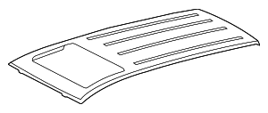 Roof Panel - Toyota (63111-0R091)