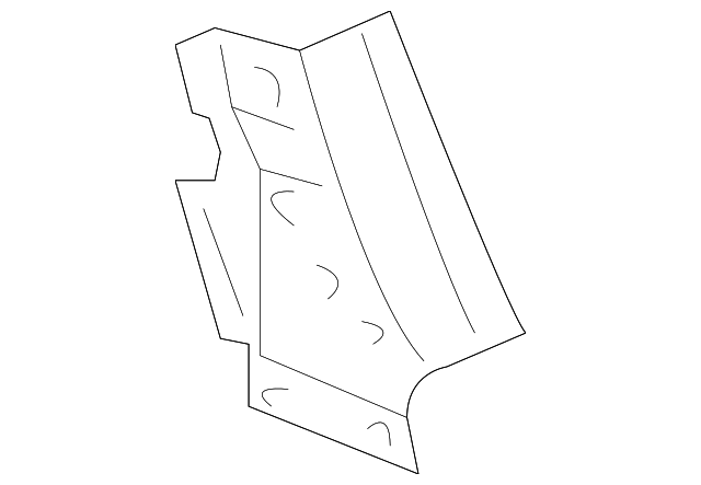 Panel Extension - Toyota (61627-21050)