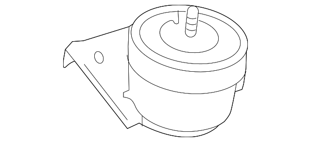 Front Mount - Toyota (12362-0P080)