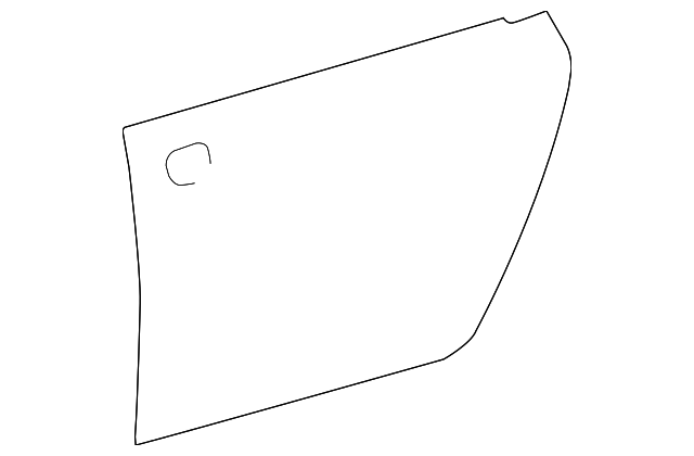 Outer Panel - Toyota (67113-08030)