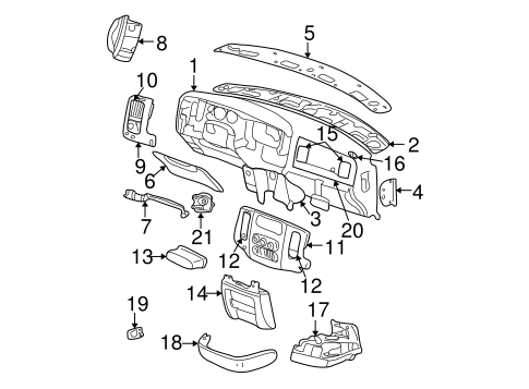 Dodge Ram Rear Axle Diagram likewise Discussion T3773 ds578377 in addition T23020739 Replace rear pinion seal 2005 dodge ram further P 0900c152800ad9ee besides Dodge Dakota 1997 Dodge Dakota Code P0740. on dodge ram 3500 front end parts