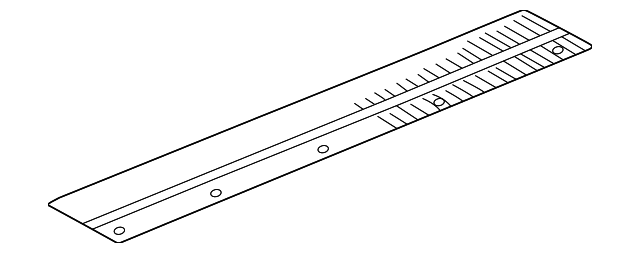 Sill Panel - Toyota (58574-60100-A0)