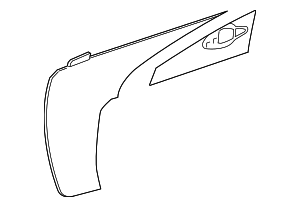 Outer Panel - Toyota (67112-12720)