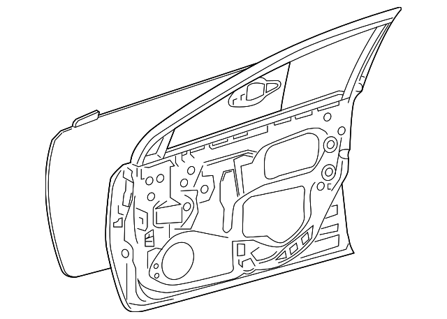 Door Shell - Toyota (67001-12B90)