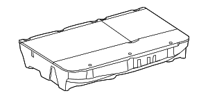 Compartment Door - Toyota (58410-52030-B2)