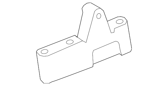 Mount Bracket - Toyota (12313-31050)