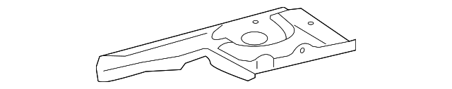 Side Panel - Toyota (58314-60130)
