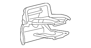 Cup Holder - Toyota (55604-02020-B0)