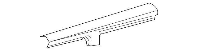 Outer Rail - Toyota (61211-12520)