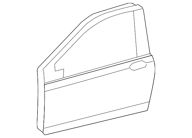 Door Shell - Toyota (67001-52380)