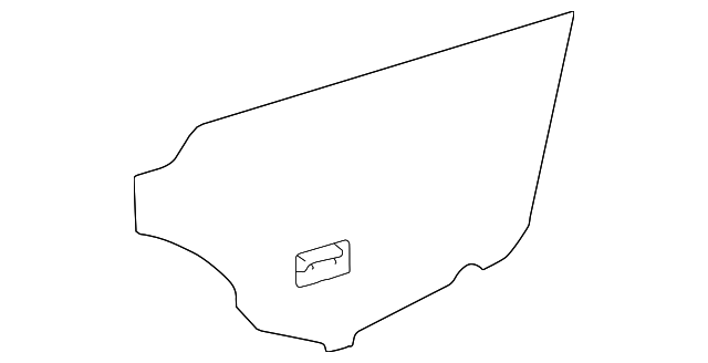 Access Cover - Toyota (67831-33050)