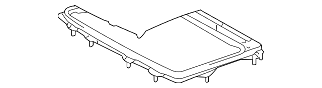 Sunroof Reinforced - Toyota (63142-52901)