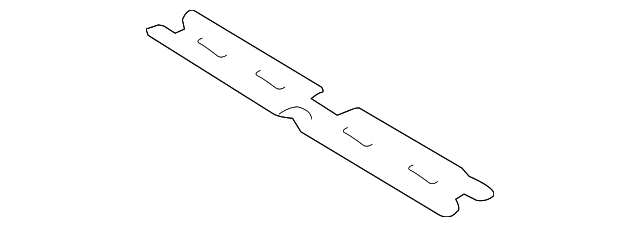 Sunroof Reinforced Reinforcement - Toyota (63103-52060)