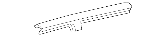 Outer Rail - Toyota (61214-52061)