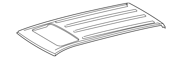 Roof Panel - Toyota (63111-0C901)