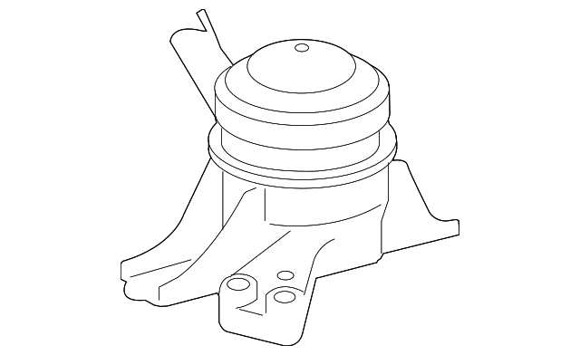 Side Mount - Toyota (12305-21490)