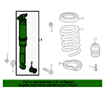 Shock Absorber Assembly, Rear