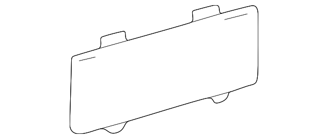 Trim Cover - Toyota (64974-60020-A1)
