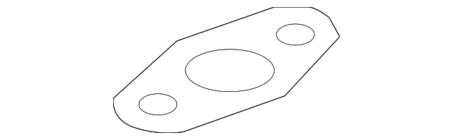 2013 Honda INSIGHT LX GASKET, OIL STRAINER - (15221PZ1000)