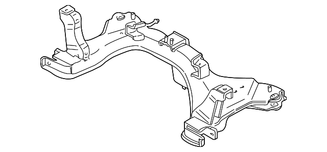 engine cradle for 2001 ford escape