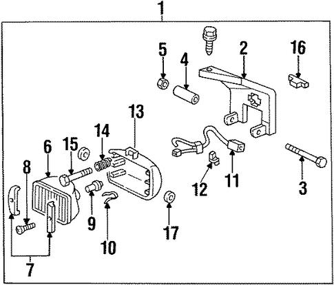 oem 1999 oldsmobile alero engine diagram  oldsmobile  auto