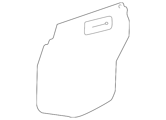 Hole Cover - Toyota (67801-35010)