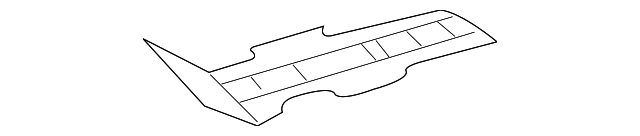 Side Rail Extension Plate - Toyota (57145-52011)