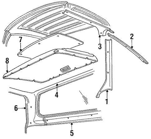 mopar c body mopar a body am fm radio wiring diagram