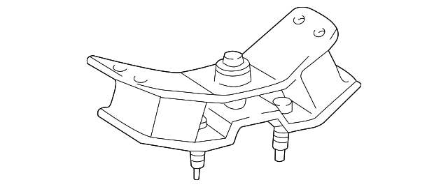 Side Mount - Toyota (12372-03080)