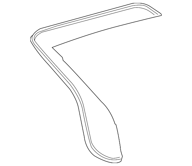 Lift Gate Weather-Strip - Toyota (67881-47022)