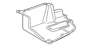 Under-Body Shield - Toyota (58724-0E030)