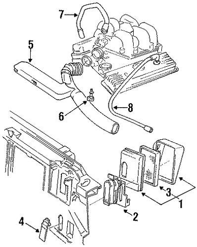 oem powertrain control for 1994 gmc jimmy