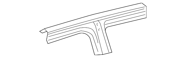 Roof Rail - Toyota (61214-0C020)