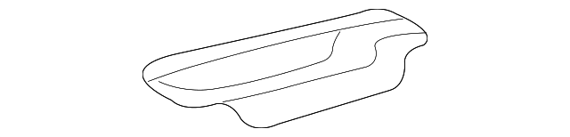 Center Support - Toyota (63404-0C011)